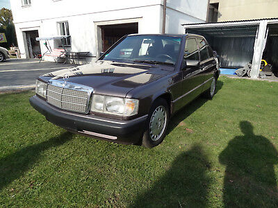 Mercedes Benz 190E 1.8 W201 Youngtimer