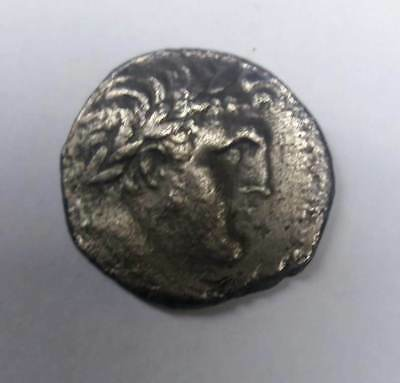 Very Rare Silver Shekel Of Tyre Ancient Judea Authentic Rare Old Coin Jesus Time