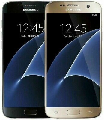 Samsung Galaxy S7 - 32GB - Factory Unlocked; AT&T / T-Mobile / Global
