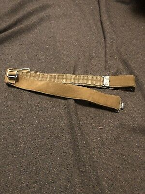 Ww2 Original British Web Belt