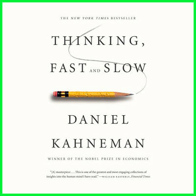 Thinking, Fast and Slow International Edition by Daniel Kahneman (E-book) {PDF}