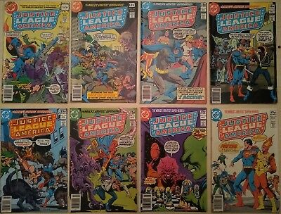 DC Comics Justice League of America x66 Issues