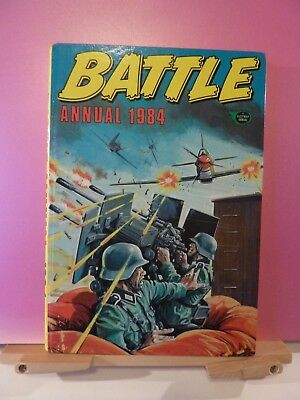 Battle Picture Weekly 1984