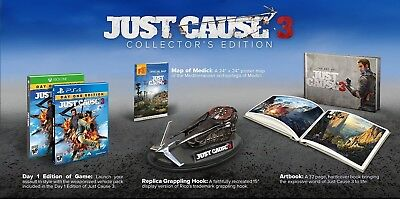 Just Cause 3 -- Collector's Edition (Microsoft Xbox One)