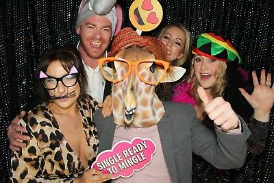 Photo booth turnkey business for sale inc website - ready to operate