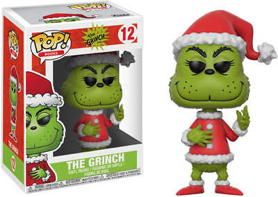 The Grinch Funko Pop #12