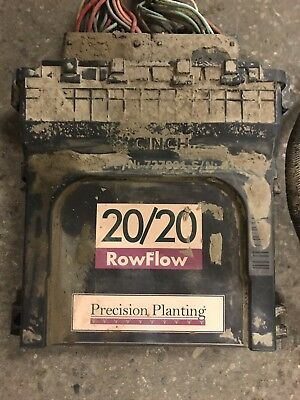 Used Precision Planting Row Flow Module And Harness.
