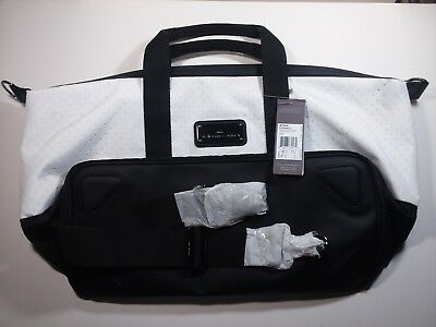 7efd480550 adidas Stella McCartney Women s Small White Gym Bag BP6405  Free Shipping