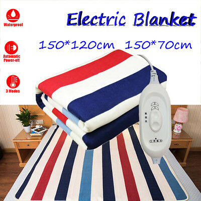 Cover Elegant Flannel Heater Controller Warm Winter Electric Heated Blanket