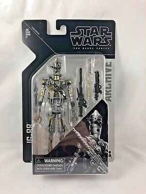 Star Wars - Black Series - 6 Inch - Wave 1 - Archive - IG-88 - Action Figure