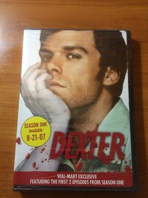Dexter Season One Episodes 1 and 2 (DVD) ...I