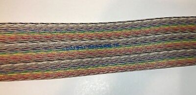 Ghostbusters 2 Proton Pack Spectra Strip ribbon cable 60 conductor twist & flat