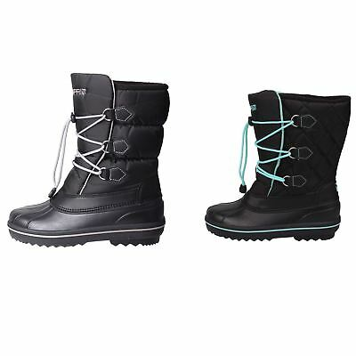 Campri Snow Drift Junior Boots Boys Insulated Winter Footwear