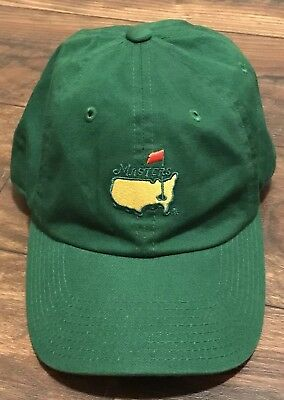 a99261e3354 American Needle The Masters Tournament Augusta National Classic Green Cap  Hat