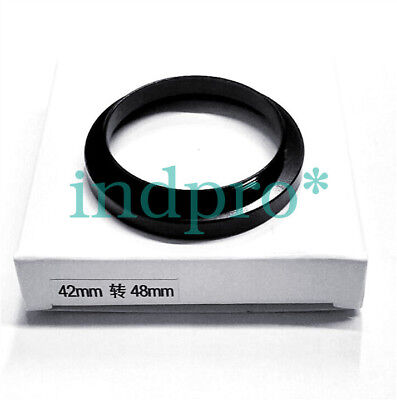 New adapter ring T / T2 male Thread to T Female M48 to M42 Telescope Adapter