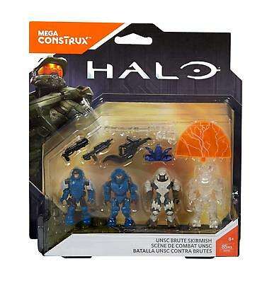 Mega Bloks Construx - DXF10 Halo UNSC Brute Skirmish Battle Pack
