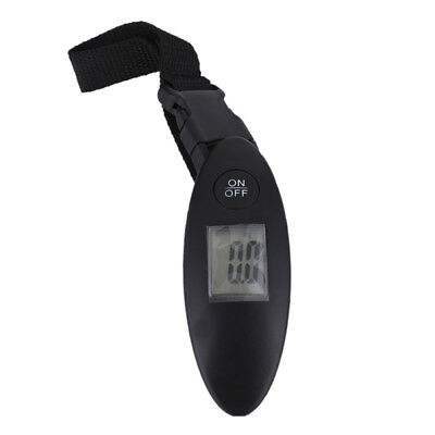 40KG Digital Travel Portable Handheld Weighing Luggage Scales Suitcase Bag Newly