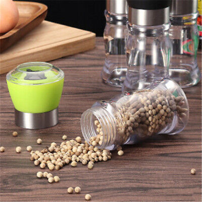 Kitchen Manual Salt Pepper Grinder Spice Mill Ceramic Core Kitchen LI