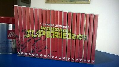 INCREDIBILI SUPEREROI - 20 DVD serie completa