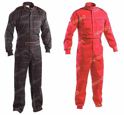 Work overalls racing mechanic MONACO M-XXXL  garage works workshop work suit man