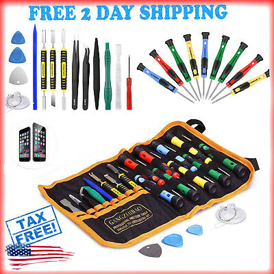 Professional Electronics Kit Set 25 Repair Tools Kit For iPhone Tablets Computer