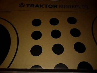 Traktor Kontrol S2 MK 3 - Native Instruments - Brand New