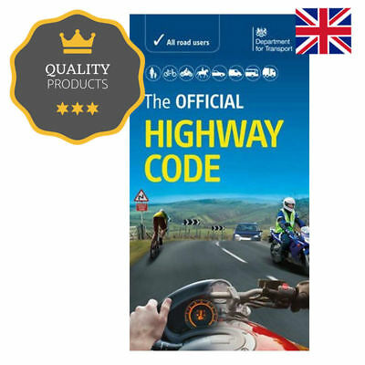 The Official Highway Code DSA Uk 2015 Driving Theory Test Standards Agency Book