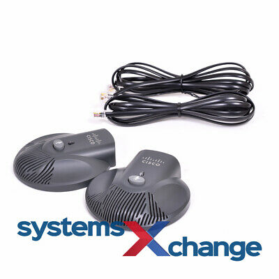 Cisco 2 x Expansion Microphone Pods for CP-7936 Conference Phone