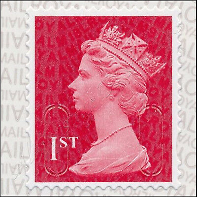 6x1st SBP2i M18L MSIL GB CODE S CYLINDER Booklet Single Plain MACHIN DEFINITIVE