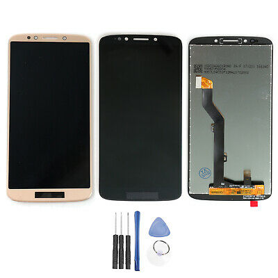 For Motorola Moto E5 Cruise XT1921 LCD Display Touch Screen Digitizer Assembly