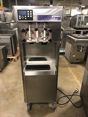 2012 Stoelting F231 Soft Serve Frozen Yogurt Twin Twist Ice Cream Machine
