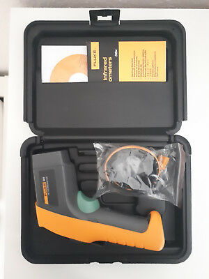 Fluke 561 R Infrarot Thermometer + Typ K Thermoelement