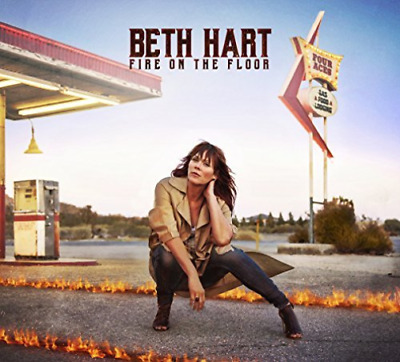 Beth Hart-Fire On The Floor (US IMPORT) CD NEW