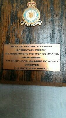 Very Piece Of Battle Of Britain Floor From Fighter Command 1940 Read Read