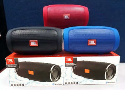 JBL Mini Charge3 Portable Wireless Speaker Splashproof