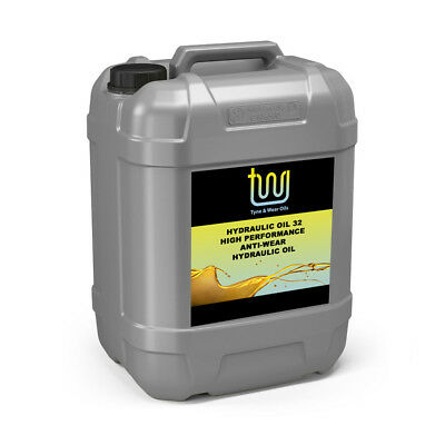 ISO 32 Hydraulic Oil | High Performance | Anti Wear | 20 Litres