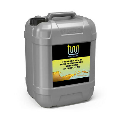 ISO 46 Hydraulic Oil | High Performance | Anti Wear | 20 Litres