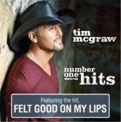 Tim McGraw-Number One Hits (UK IMPORT) CD NEW