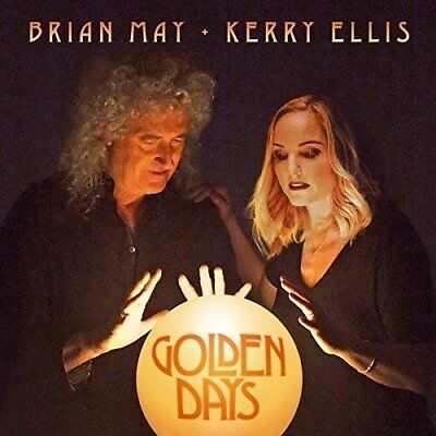May, Brian + Kerry Ellis-Golden Days (UK IMPORT) CD NEW