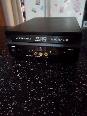 Multi-Media Disc Player