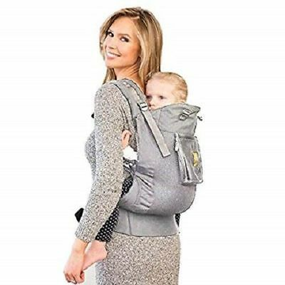 Lillebaby Carryon Airflow Baby Toddler Carrier 3 In 1 3d Mesh Gray Mist Z65
