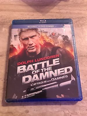 Battle of the Damned (Blu Ray, Sealed , Brand New)