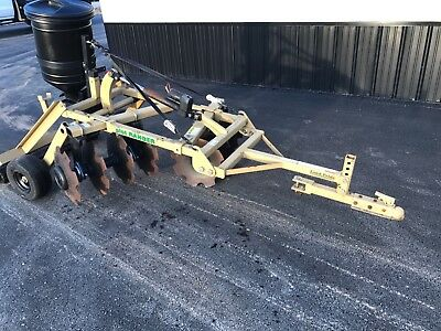Landpride FPS48 Food Plot Seeder