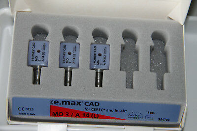 Emax CAD for Cerec and InLab MO3/A14 (L) Ivoclar Vivadent