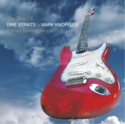 Dire Straits-Private Investigations: The Best of [standard 2cd Edition] CD NUOVO