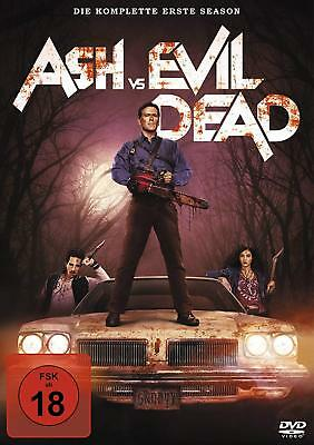 Ash vs Evil Dead - Staffel 1   - (Deutsch)   - DVD NEU