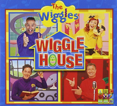 Wiggles-Wiggle House (Aus) (Us Import) Cd New