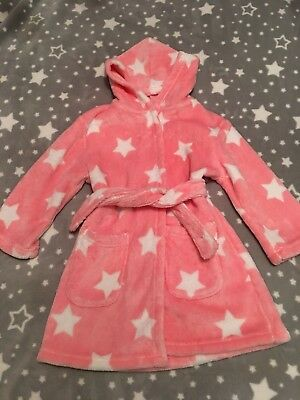 Girls Dressing Gown. Size 3/4 Years