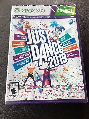 Just Dance 2019 - Xbox 360 Standard Edition Brand New