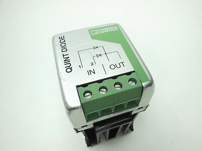 Phoenix Contact QUINT-DIODE/40 Redundancy Module 24V